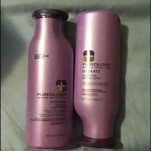 Pureology hair care